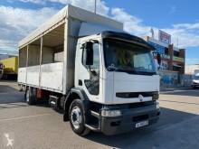 Renault Premium 210.16 truck used tautliner