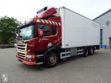 Scania P 400 truck used mono temperature refrigerated