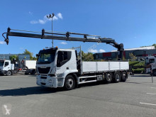 Camion cassone standard Iveco Stralis 420