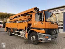 Camion pompe à béton occasion Mercedes Actros 1831 4x2 Betonpumpe Putzmeister M24-3