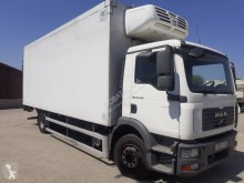 MAN TGM 15.240 truck used multi temperature refrigerated