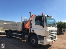 Camion plateau ridelles occasion DAF CF75 310