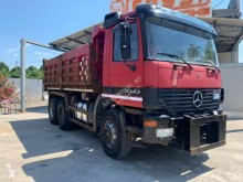 Used tipper truck Mercedes Actros 3343