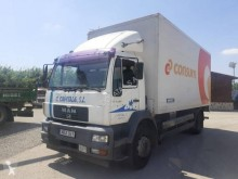Used insulated truck MAN LE 18.280