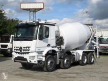 Camion occasion Mercedes Arocs 9m³ Stetter AM 9 FHC-LL