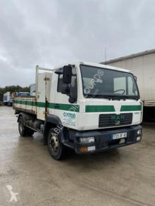 Camion MAN LE 180 C benne occasion