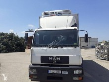MAN LE 14.220 truck used mono temperature refrigerated