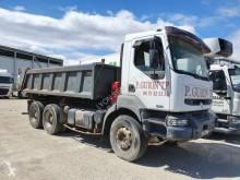 Lastbil Renault Kerax 370 DCI dobbeltske brugt