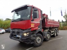 Camion Renault Gamme C 430.32 DTI 11 bi-benne occasion
