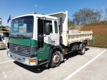 Volvo FL 180 truck used three-way side tipper