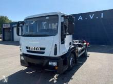 Camión Gancho portacontenedor Iveco Eurocargo 120 E 18