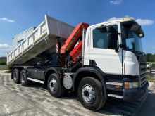 Camion Scania P 380 tri-benne occasion