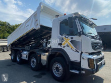 Volvo two-way side tipper truck FMX 410