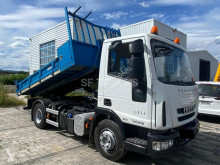 Iveco Eurocargo 100E18 truck used hook arm system