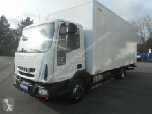 Camion fourgon occasion Iveco Eurocargo ML7516 Euro6 ZV