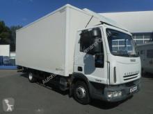 Camión furgón usado Iveco Eurocargo ML75E18 Euro4 Klima AHK