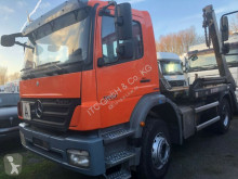 Camion Mercedes 1833Axor E5 4x2 Klima Absetzkipper Tele/Aufbau benne occasion