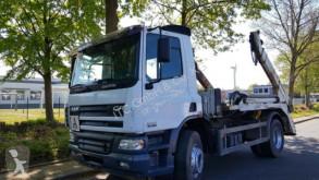 DAF CF75-360PS E3 4x2 Klima Absetzkipper Tele/Aufba truck used tipper