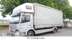 Camion cassone centinato Mercedes Atego 817 LBW ABS AHK