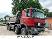 Mercedes tipper truck 4144K 8x8/8x8 Muldenkipper Hardox Blatt/Blatt
