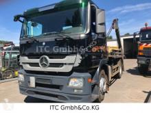 Camion benne occasion Mercedes 1844K E5 4x2 Klima Absetzkipper Tele/Aufbau
