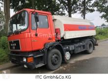 Camion MAN 19.322 Tankwagen 2 Kammern 13500Liter citerne occasion
