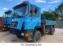 Used tipper truck MAN 17232 Kipper 4x4