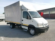 Camion Renault Master cu prelata si obloane second-hand