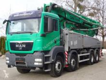 Camión MAN TGS 35.440 8x4 EURO5 Betonpumpe CIFA Carbot 45 M bomba de hormigón usado