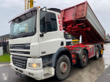 DAF CF 85.480 truck used three-way side tipper