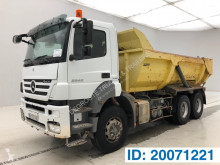 Camion benne occasion Mercedes Axor 2640