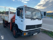 Camion benă bilaterala second-hand Mercedes SK 1413
