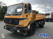 Ciężarówka wywrotka trójstronny wyładunek używana Mercedes 1824 K 4x2, Meiller, Kipper, diffsperre, AHK