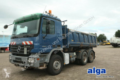 Mercedes 2654 Actros 6x4, 8 Zylinder, Meiller, Bordmatik truck used three-way side tipper