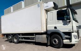DAF egyhőmérsékletes hűtőkocsi teherautó CF85 FA 400