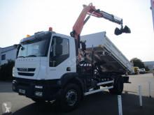 Camión Iveco Trakker 190 T 33 volquete volquete bilateral usado
