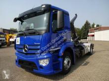 Camion multibenne Mercedes 1827 Abrollkipper MEILER 4x2