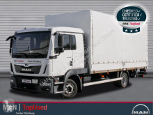 MAN tarp truck TGL 8.180 4X2 BL AHK, Zusatzheizung, Klimaautom.