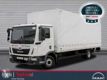 MAN tarp truck TGL 12.220 4X2 BL