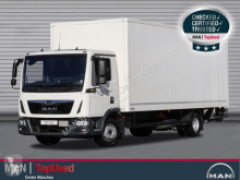 Camion fourgon occasion MAN TGL 12.250 4X2 BL Koffer 7,1m, LBW, Klima