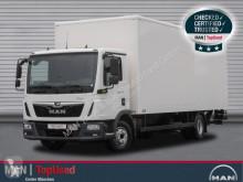 Camion MAN TGL 12.250 4X2 BL Koffer, LGS, Anhängerkupplung furgone usato