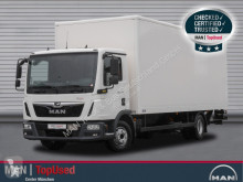Camion MAN TGL 12.250 4X2 BL Koffer, LGS, Anhängerkupplung fourgon occasion