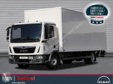 Camion furgone MAN TGL 12.250 4X2 BL Koffer 7,1m, LBW, Klima