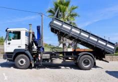 Camion benă pt. lucrări publice second-hand MAN FE 18.310