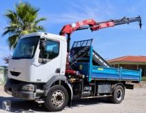 Camion benne Enrochement occasion Renault Midlum 220.14 C