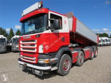 Camion benne Scania R500 8x4 Pendeltip