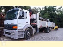 Camion plateau Mercedes ATEGO 2528L