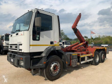Iveco hook arm system truck Eurotech