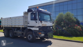 Camion benne occasion Mercedes Actros 3343