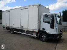 Iveco Eurocargo 100 E 18 gebrauchter Kastenwagen Mehrschichtboden